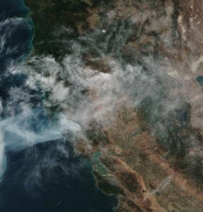 NorCal smoke